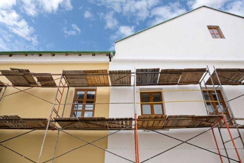 Obnova fasad